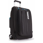 Thule Crossover Rolling Carry-On 38 Liter TCRU-115 Trolley met rugzakriemen en laptopsleeve